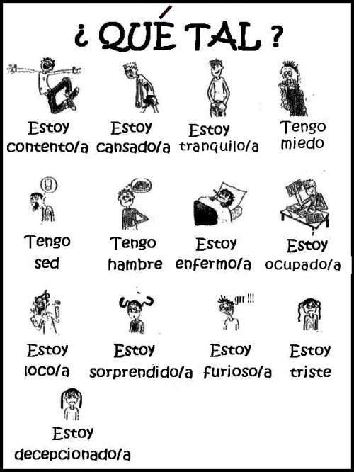 ele vocabulario extranjero: