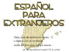 ensenar espanol para extranjeros: