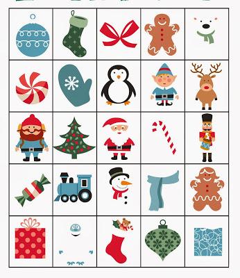 bingo-navidad-tarjetas