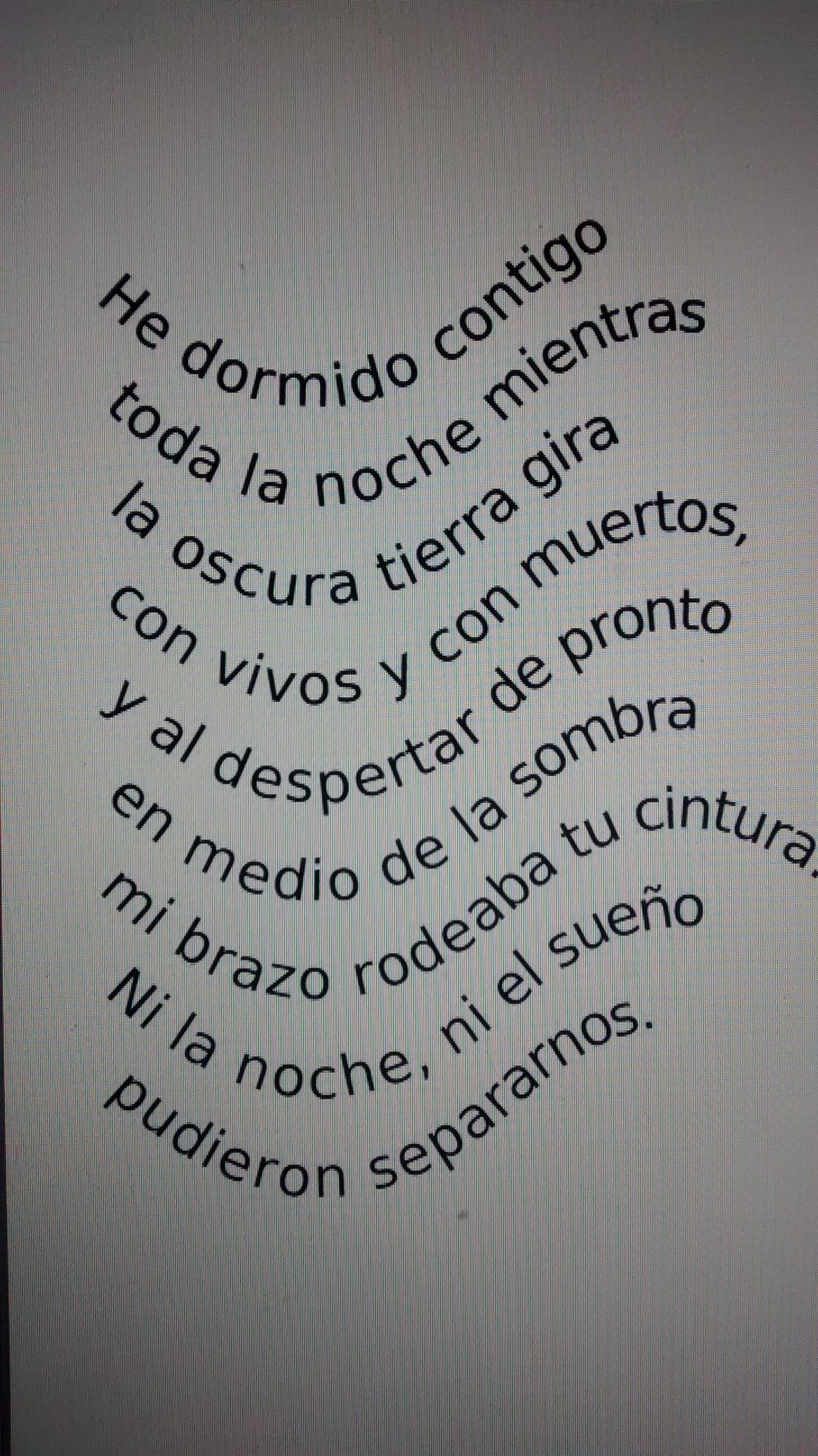 Poema Pablo Neruda Español Para Inmigrantes Y Refugiados