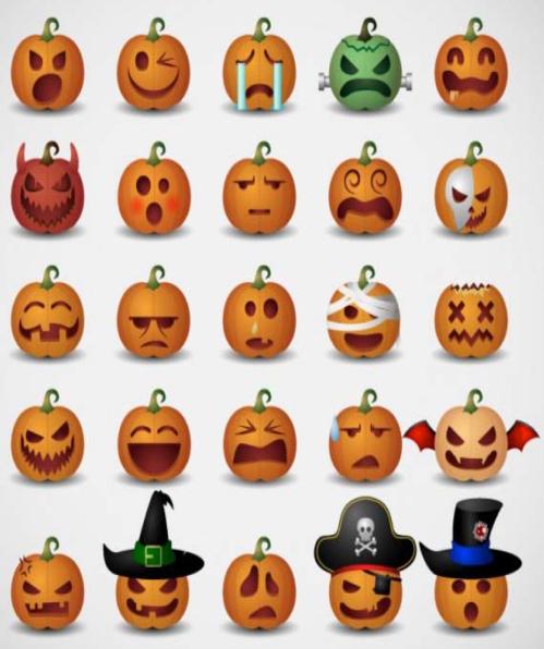 halloween emociones